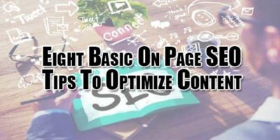 Eight-Basic-On-Page-SEO-Tips-To-Optimize-Content