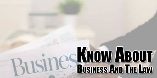 Know-About-Business-And-The-Law