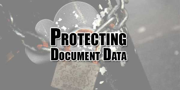 Protecting-Document-Data