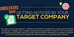 JobSeekers-Guide-To-Getting-Noticed-By-Your-Target-Company--Infograph