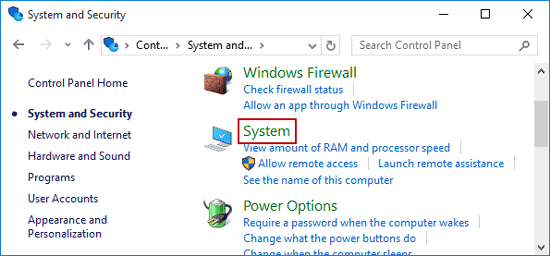 Set CPU Priority To Prefer Foreground Apps In Windows 10- 2