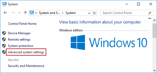 Set CPU Priority To Prefer Foreground Apps In Windows 10 - 3