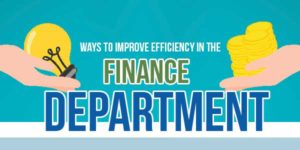Ways-To-Improve-Efficiency-In-The-Finance-Department-Infographics