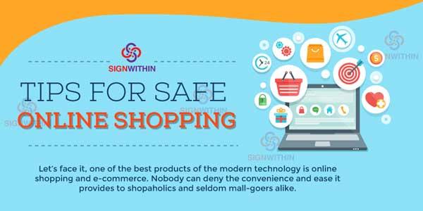 Tips-For-Safe-Online-Shopping-Infograph