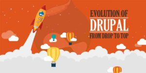 Evolution-Or-Drupal-From-Drop-To-Top--Infographics