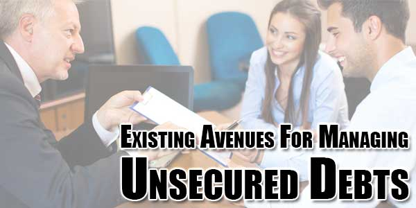 Existing-Avenues-For-Managing-Unsecured-Debts