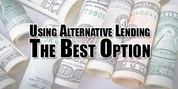 Using-Alternative-Lending---The-Best-Option