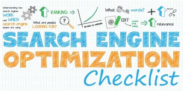 Search-Engine-Optimization-Checklist