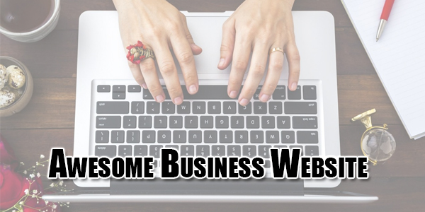 Awesome-Business-Website