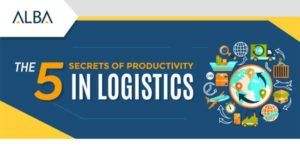 The-5-Secrets-Of-Productivity-In-Logistics-Infographics