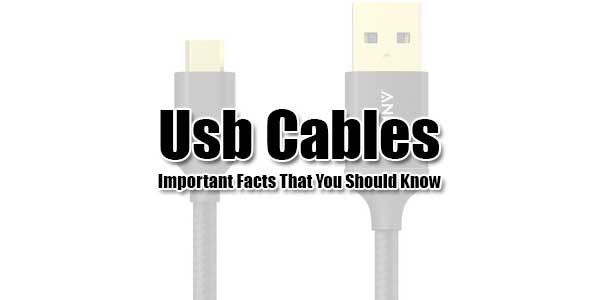 Usb-Cables---Important-Facts-That-You-Should-Know