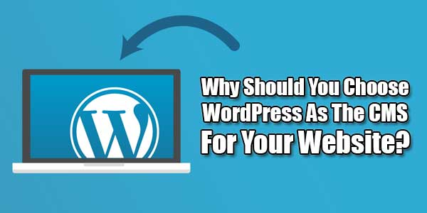 Why-Should-You-Choose-WordPress-As-The-CMS-For-Your-Website
