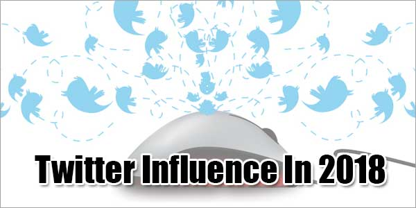 Twitter-Influence-In-2018
