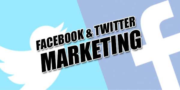 Facebook-&-Twitter-Marketing