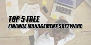 Top-5-Free-Finance-Management-Software