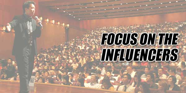 Focus-On-The-Influencers
