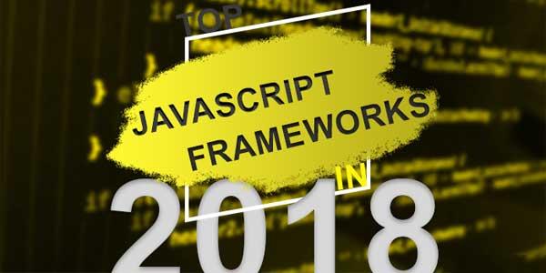 JavaScript-Frameworks-In-2018