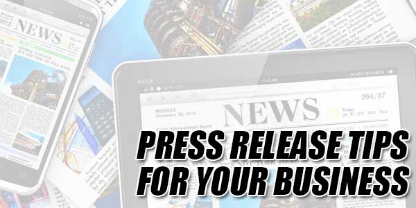 Press-Release-Tips-For-Your-Business
