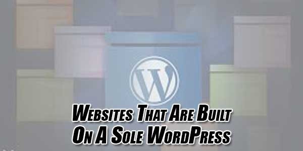 Websites-That-Are-Built-On-A-Sole-WordPress