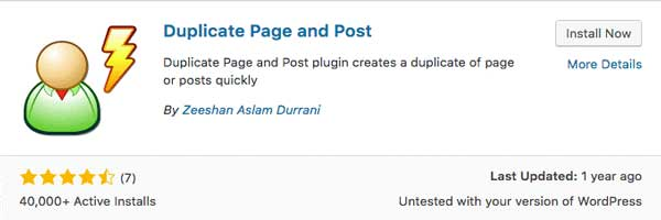 Duplicate-Page-and-Post