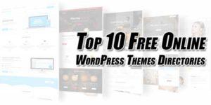 Top-10-Free-Online-WordPress-Themes-Directories