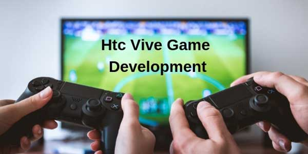 HTC-Vive-Game-Development
