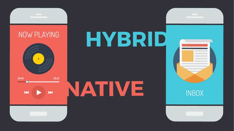 Native-Vs-Hybrid-App