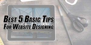 Best-5-Basic-Tips-For-Website-Designing