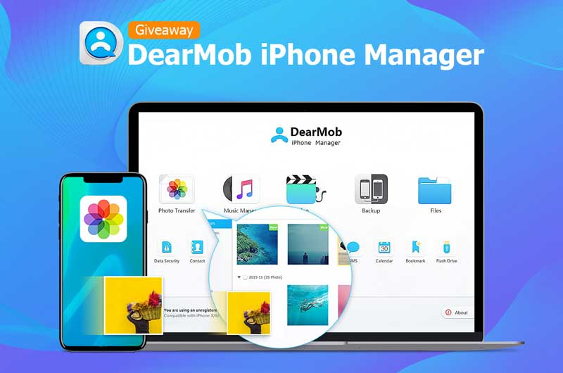 Giveaway-DearMob-iPhone-Manager