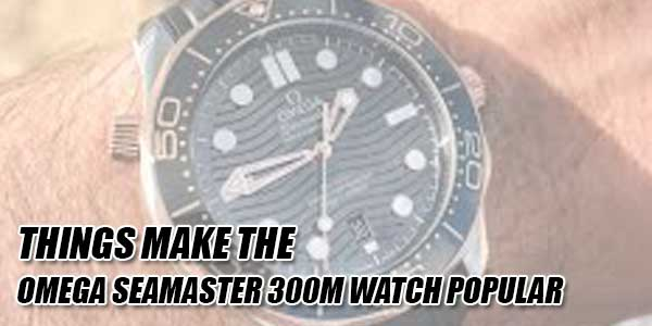 Things-Make-The-Omega-Seamaster-300m-Watch-Popular