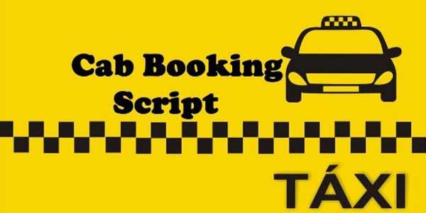 Cab-Booking-Script
