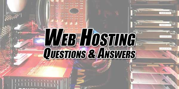 Web-Hosting-Questions-&-Answers