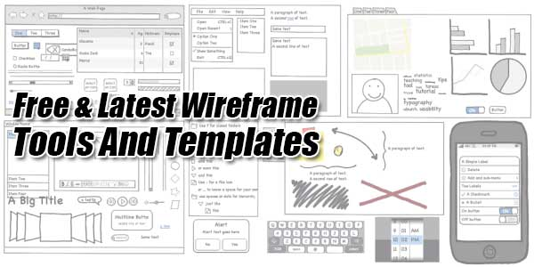 Free-&-Latest-Wireframe-Tools-And-Templates