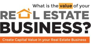 What-Is-The-Value-Of-Your-Real-Estate-Business-INFOGRAPHICS