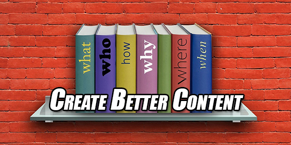 Create-Better-Content