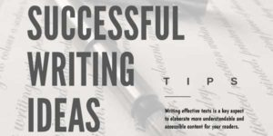 Successful-Writing-Ideas-Tips-Infographics