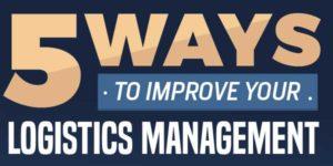 5-Ways-To-Improve-Your-Logistics-Management-Infograph