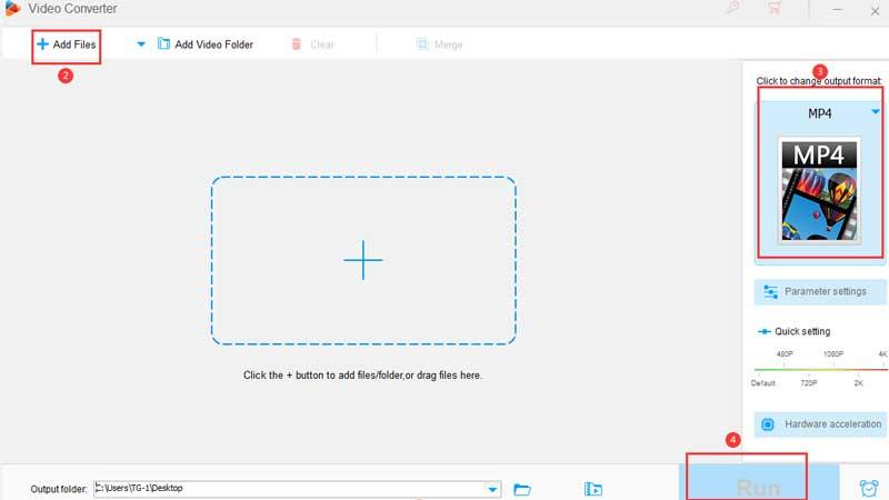 Convert-A-Video-To-MP4-Know-About-WonderFox-HD-Video-Converter-Screenshot
