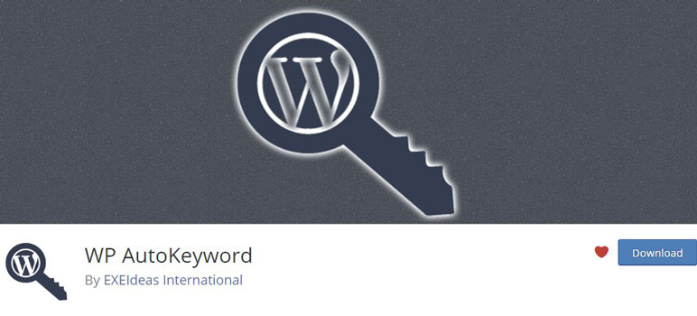 WP-AutoKeyword-WordPress-Plugin