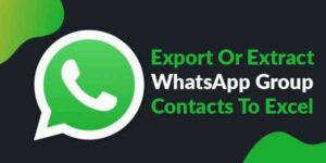 Export-Or-Extract-WhatsApp-Group-Contacts-To-Excel