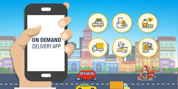 On-Demand-Delivery-Apps