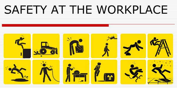 Safety-At-The-Workplace