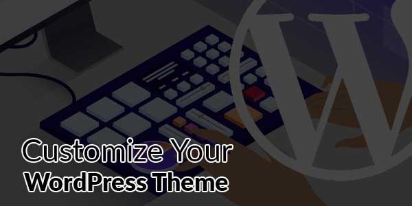 Customize-Your-WordPress-Theme