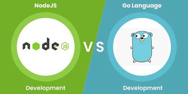 Nodejs-Development-Vs-Go-Language-Development