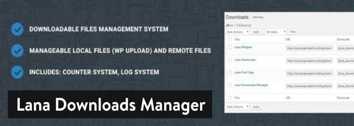 Lana-Downloads-Manager