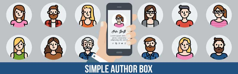 Simple-Author-Box