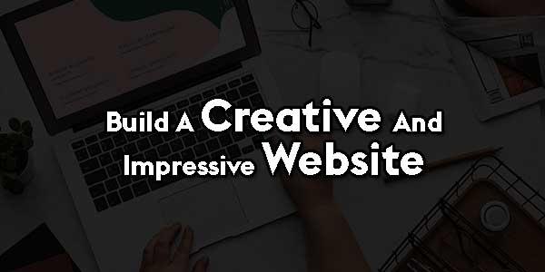 Build-A-Creative-And-Impressive-Website-