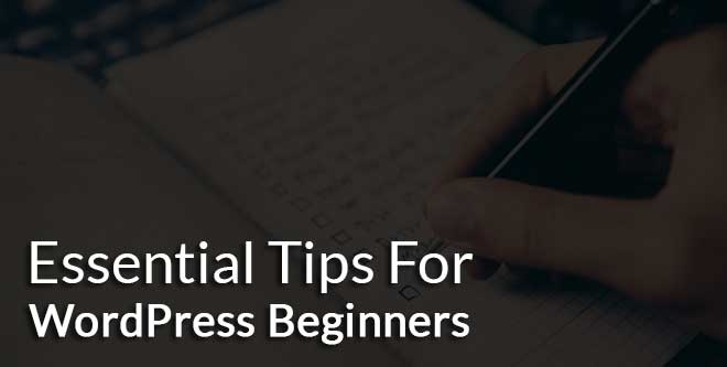 Essential-Tips-For-WordPress-Beginners