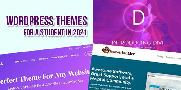 WordPress-Themes-For-A-Student-In-2021