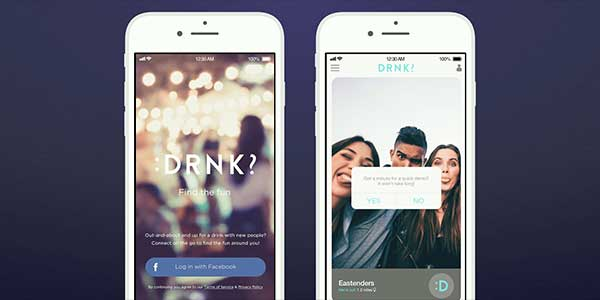 DRNK--App-To-Find-A-Mate